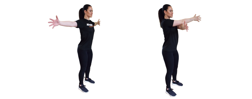 pics How to Stretch Rhomboids