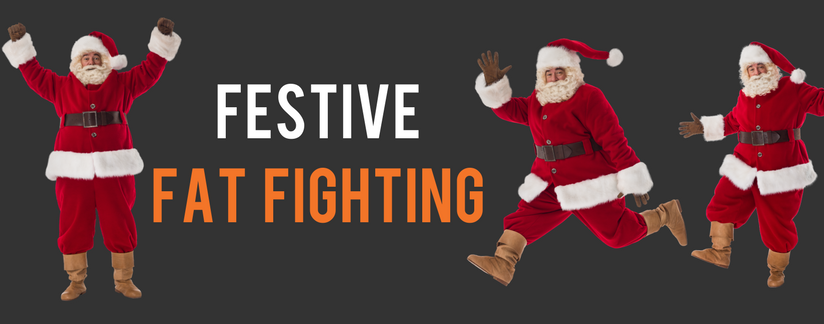 Three tips for fighting Festive fat